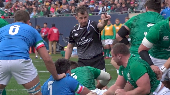Get To Know Legendary Referee Nigel Owens