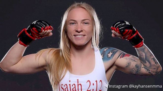 Invicta FC 32: Kay Hansen On Erin Blanchfield Matchup, Quest For UFC Gold