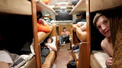 Oklahoma State Sleeper Bus