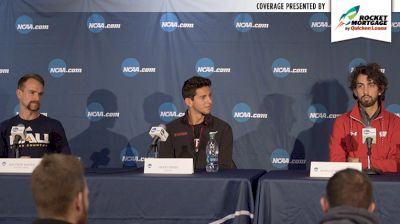 2018 DI NCAA XC Championships: Mens' Press Conference