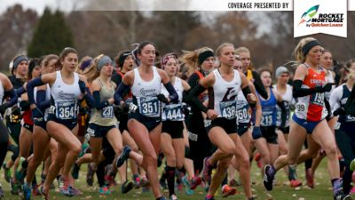 2018 DIII NCAA XC Championship Women's 6k
