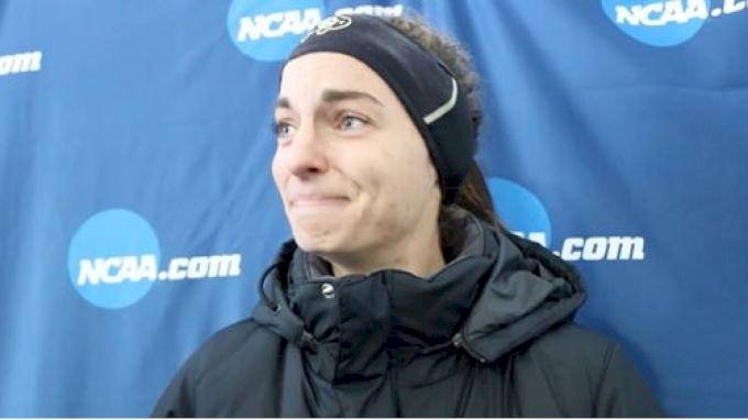 Dani Jones After NCAA XC Title
