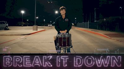 Break It Down: Coppell Snare Feature