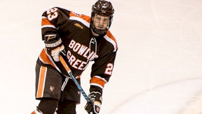 FloHockey Talks To Bowling Green's Alec Rauhauser About Falcons' Late Surge