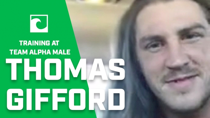 Thomas Gifford Moves To Team Alpha Male