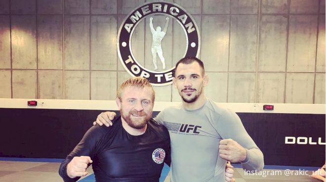 Aleksandar Rakic On Transition To MMA, UFC 231 Matchup vs. Devin Clark