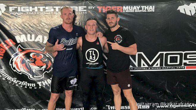 Kai Kara France vs. Elias Garcia Set For UFC Fight Night 142: Adelaide