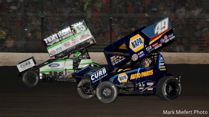 picture of The World Of Outlaws