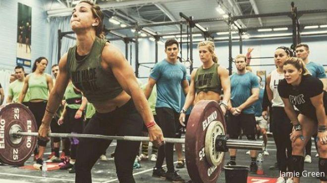 Jamie Greene Looks To Make History At Home The Dubai CrossFit Championship