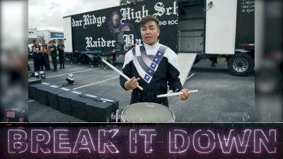 Break It Down: Cedar Ridge Snare Feature