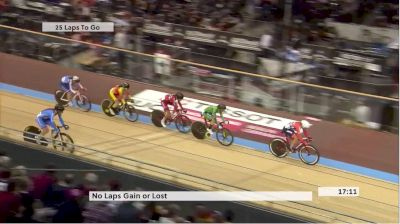 2018 UCI Track World Cup Berlin Day 2