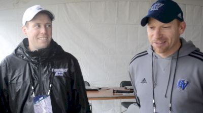Grand Valley State Coaches On Their Team Sweep At DII XC