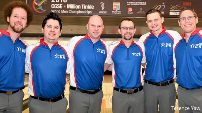 USA Earns Top Seed For Team Medal Round At Worlds