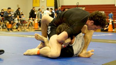 Cole Franson Is A Submission Hunter