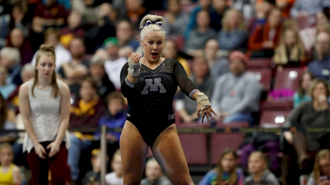 picture of 2019 Pittsburgh at Minnesota | Big Ten Women's Gymnastics
