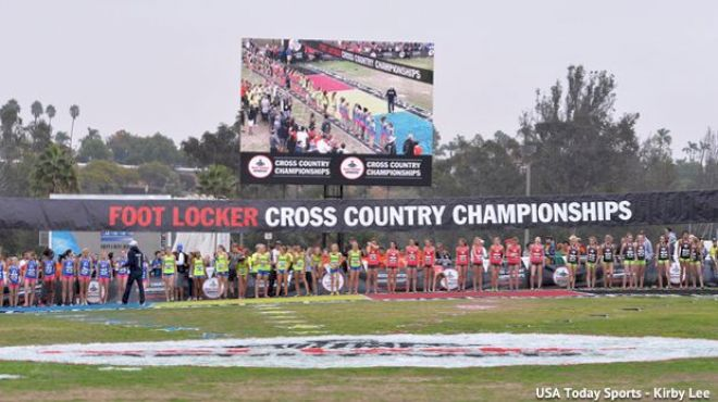 WATCH LIVE: 2018 Footlocker Nationals