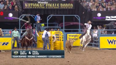 Highlights: 2018 NFR, Round Two