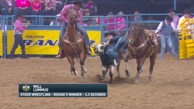 Highlights: 2018 NFR, Round Five