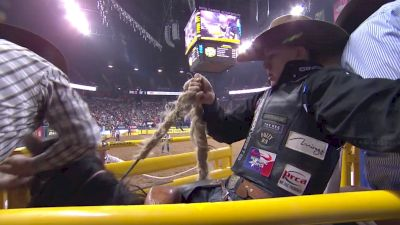 Highlights: 2018 NFR, Round Six