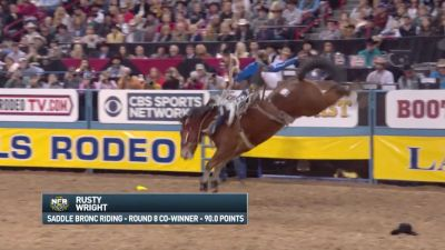 Highlights: 2018 NFR, Round Eight