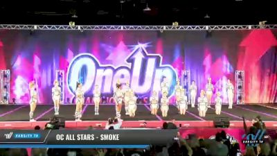 OC All Stars - Smoke [2021 L5 Senior Coed - Small Day 1] 2021 One Up National Championship