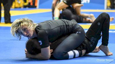 FFION DAVIES vs AMANDA NOGUEIRA 2018 IBJJF Jiu-Jitsu No-Gi Championship