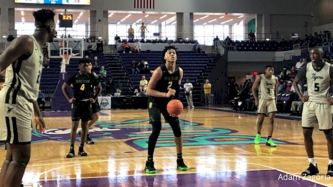 Isaiah Stewart, Trendon Watford & Keion Brooks Highlight Hoop City Classic