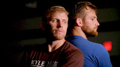 My Best Rival: Kyle Dake & David Taylor (Trailer)