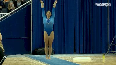 Kyla Ross - Vault, UCLA - 2019 NCAA Gymnastics Ann Arbor Regional Championship
