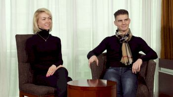Interview with Zharkov and Kulikova from the GrandSlam Final Shanghai