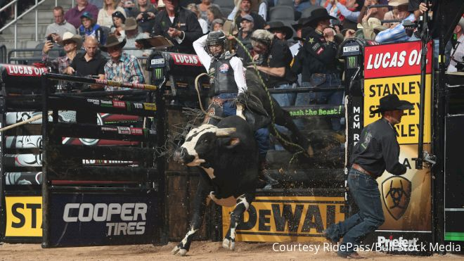 Top 35 PBR Spots In Jeopardy After The Weekend