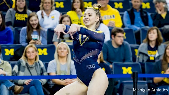 5 NCAA Gymnasts To Watch At Elevate The Stage Toledo
