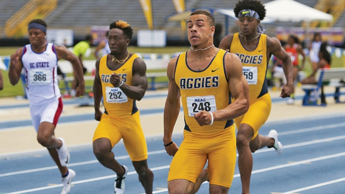 picture of 2019 MEAC Outdoor Championships