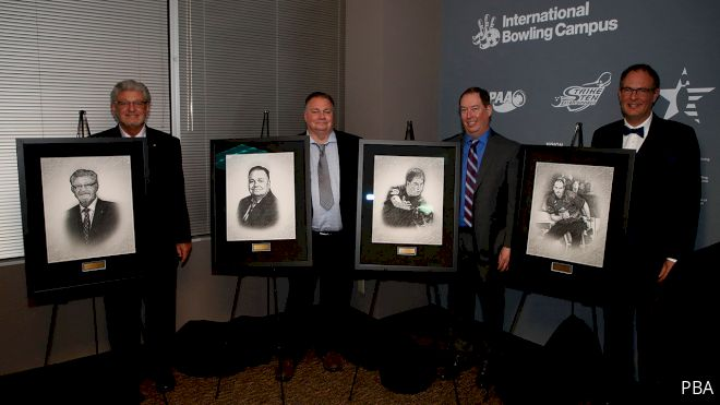 PBA Welcomes Four Into Hall Of Fame