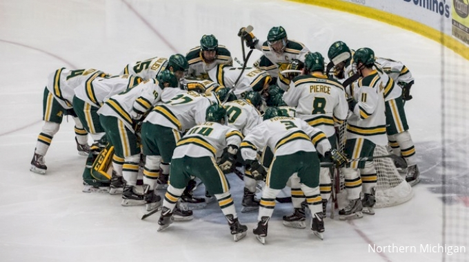 picture of A Tale Of Two Teams: NMU Wildcats Claw Back In Triple Overtime