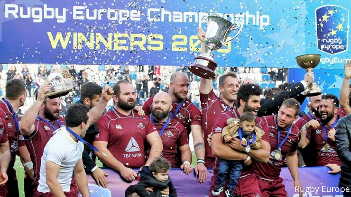 Rugby Europe Championship LIVE On FloRugby