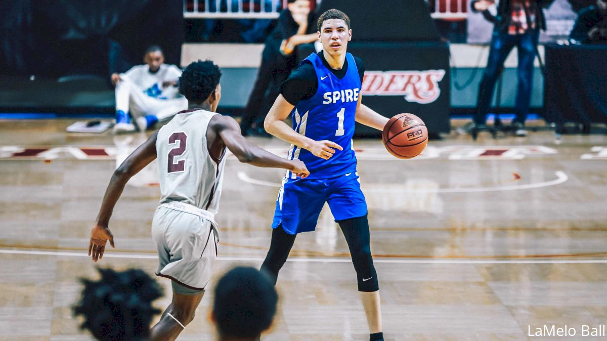 FloHoops Partners With SPIRE Institute Boys Basketball Starring LaMelo Ball
