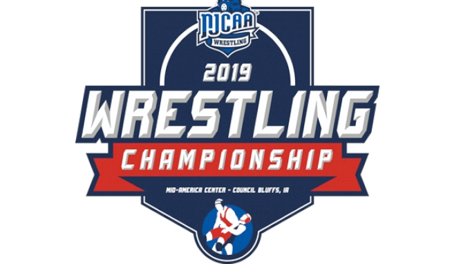picture of 2019 NJCAA Wrestling Championships