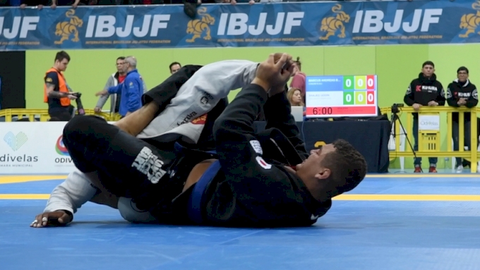 Gracie Wins Wildest Euros Blue Belt Match