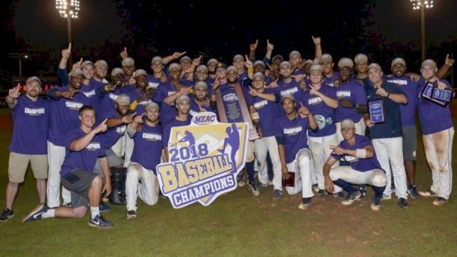 FloSports Bolsters College Baseball Programming In Deal With MEAC