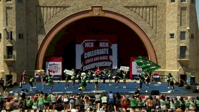 University of North Texas [2018 Game Day Division I Finals] NCA & NDA Collegiate Cheer and Dance Championship