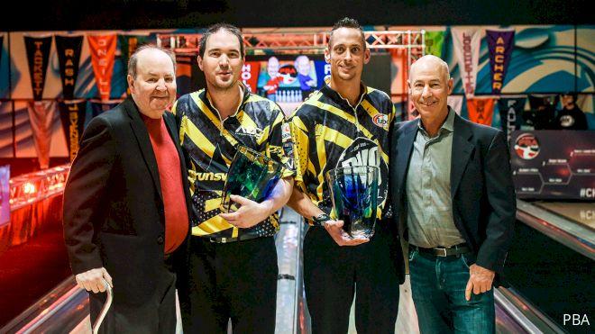 Emotional Ogle, Rash Win PBA Doubles Title