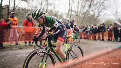 2019 Telenet UCI Cyclocross World Cup: Pont-Chateau