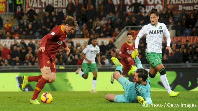 Fiorentina-Roma Match Puts 2 Of Italy's Brightest Stars On Display
