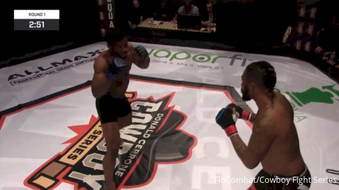 Cowboy Fight Series 2: Watch Four Title Fights Live On FloCombat