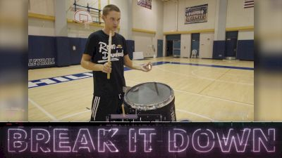 Break It Down: Chino Hills Snare Feature