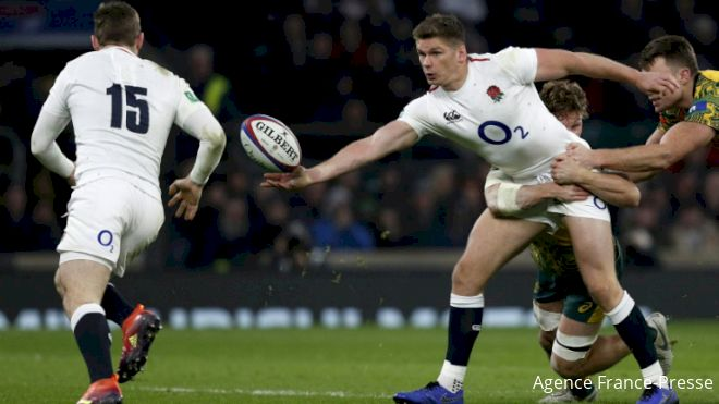 Relive The 2018 Shootout Between England & Australia