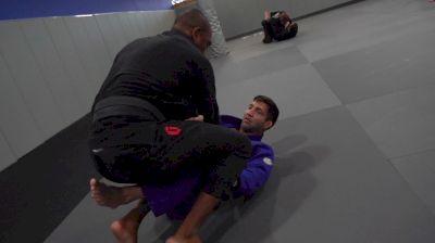 Rafael 'Formiga' Barbosa: the 4th Degree Black Belt Fighting at KASAI