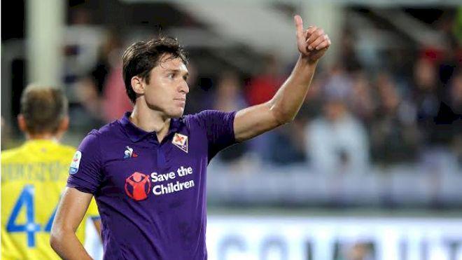 Hat-Trick Hero Federico Chiesa Helps Fiorentina Dismantle Roma 7-1