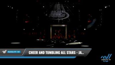 Cheer and Tumbling All Stars - Jaguars [2021 L2 Senior Day 1] 2021 The U.S. Finals: Kansas City